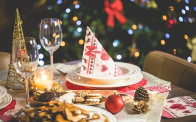 5 Simple Ways to Maintain Good Nutrition During the Holidays