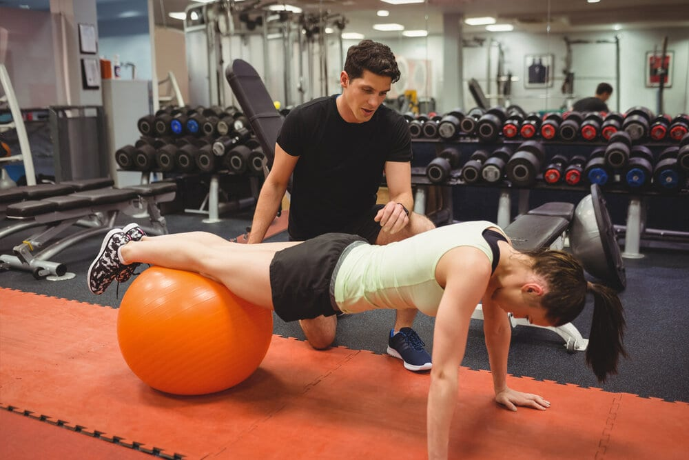 Workouts You Can Do As A Couple